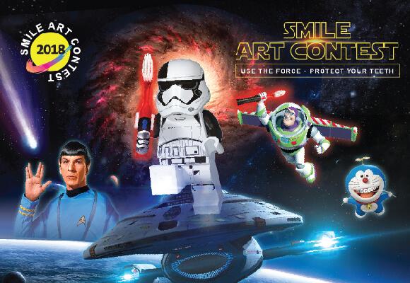 Chủ đề Smile Art Contest 2018