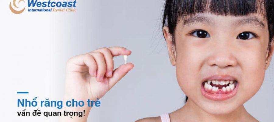 Nhổ Răng Cho Trẻ Em Có Đáng Quan Tâm?
