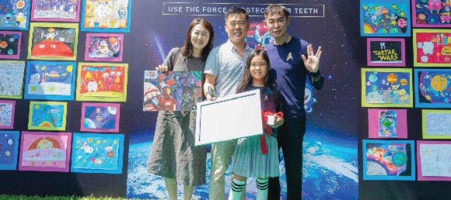 Hành Trình Smile Art Contest 2018
