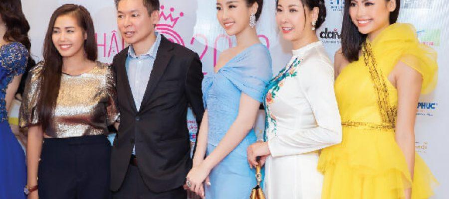 Hoa Hậu Việt Nam 2018 Tự Tin Tỏa Sáng Cùng Westcoast