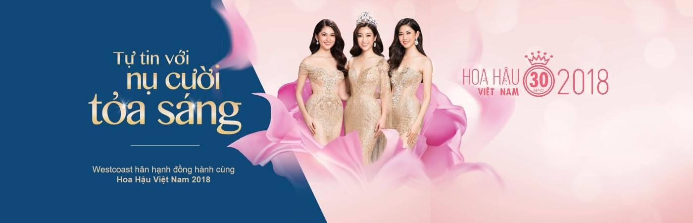 Miss Vietnam Nha Khoa Westcoast