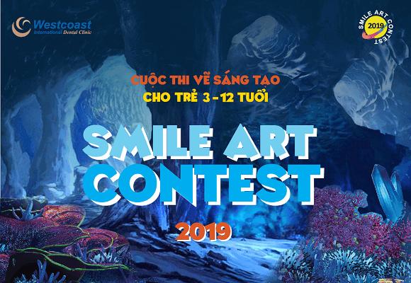 Smile Art Contest 2019 - Nha khoa quốc tế Westcoast