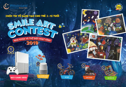 Smile Art Contest 2019