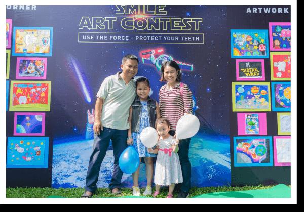 Smile Art Contest 2018 - Trao giai 4