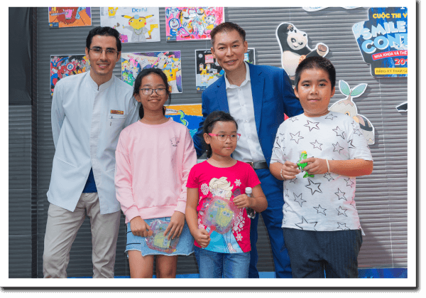 Smile Art Contest 2019 - Trao giai
