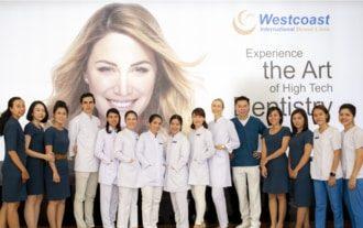 Nha khoa Westcoast: Đội ngũ nha sĩ quốc tế chuyên nghiệp